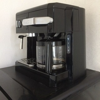 デロンギ コンビ コーヒーメーカー