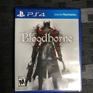 北米版 Bloodborne (ブラッドボーン) PS4