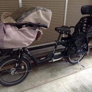 ブリヂストン アンジェリーノ 3人乗り自転車