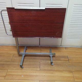 折り畳み式サイドテーブル!