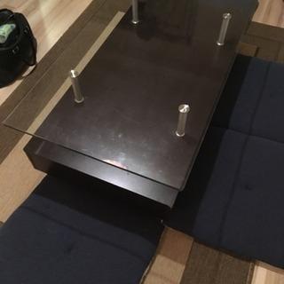 【ほぼ新品】オシャレなダイニングテーブルをお譲りします