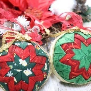 クリスマスオーナメント♡作り
