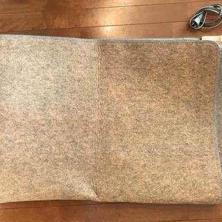 2畳用ホットカーペット本体のみ ダニ対策機能付き