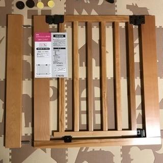 木製 ベビーゲート