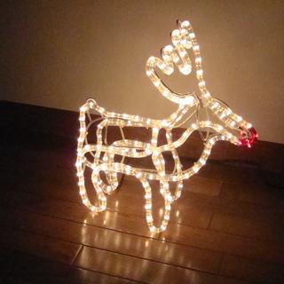 クリスマス トナカイライト (ガーデン用)