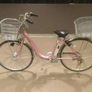 SANYO 電動自転車 5000円で譲ります❗️