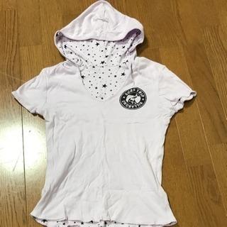 BILLABONG Tシャツ Mサイズ レディース 紫