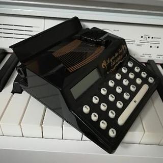 ルパン三世 タイプライター型音声電卓