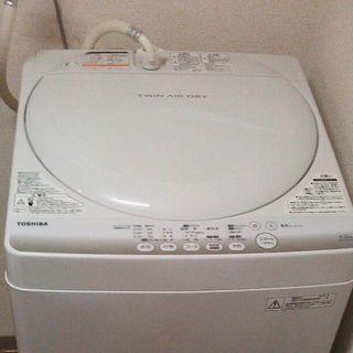 2014年式 TOSHIBA 洗濯機 5kg
