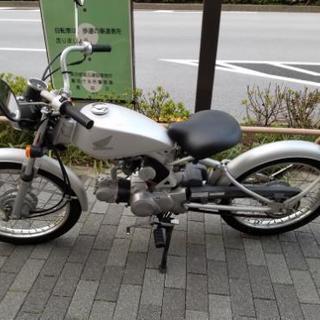 ホンダ ソロ50cc 稀少車