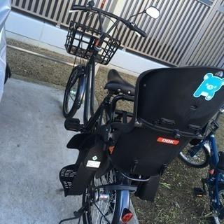 子供乗せ自転車 OGK