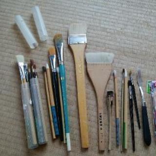 美術用品 筆セット