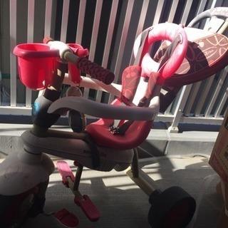 子供のせ三輪車