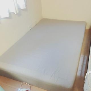 セミダブル ベッド&マット