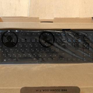 DELLのパソコン付属純正品 キーボード&マウス