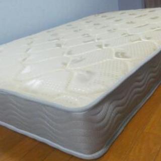 セミダブルベッドのマットレス