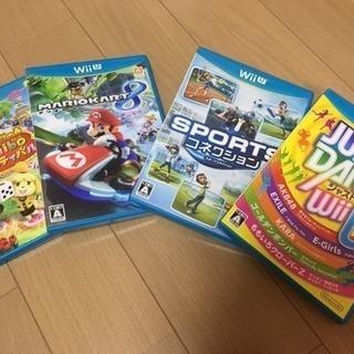 Wii u ソフト4個セット
