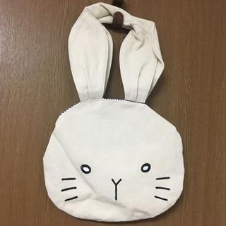 ☆非売品&未使用☆ウサギさんハンドバッグ!
