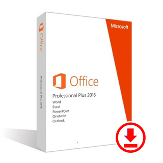 office 2016 Professional +