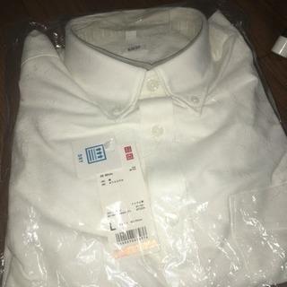 新品ユニクロコンフォートジャージーシャツ