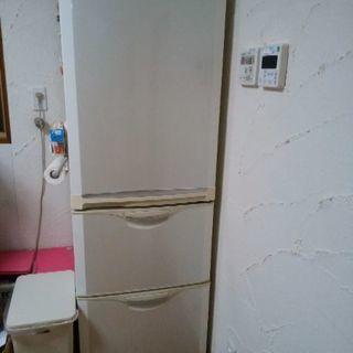 ナショナル冷蔵庫365L3ドア 2...