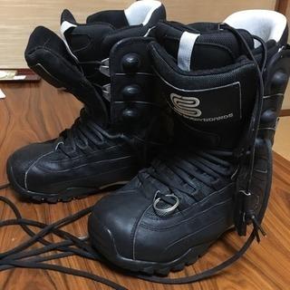 スノーボードのブーツ