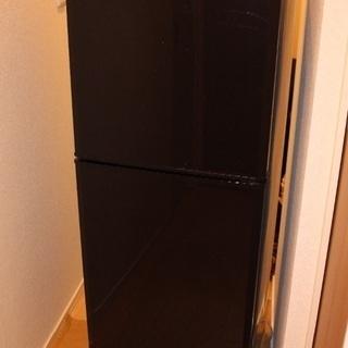 【無料】2009年製  MITSUBISHI 2ドア冷蔵庫155L...