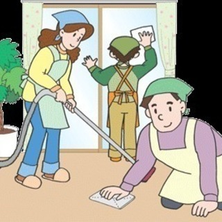 アパート 貸家のオーナー様 巡回清掃いたします。