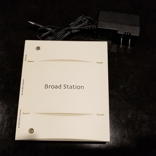 BUFFALO 有線ブロードバンドルータ BBR‐4MG V2