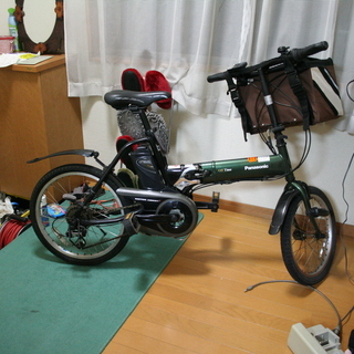 使わなくなった電動自転車売ります Panasonic OFF TIME