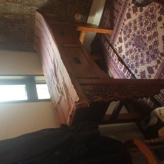 外国製のアンティーク家具