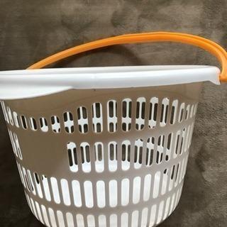 洗濯かご 丸型の画像