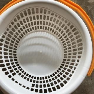 洗濯かご 丸型 - 京都市