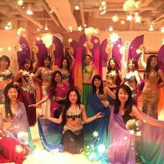 三重県津市のベリーダンス教室♡♡
