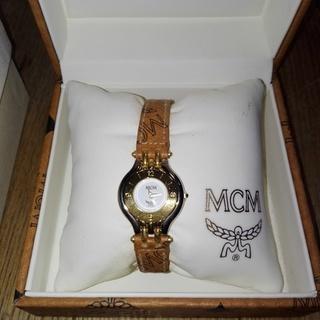 MCM 新品未使用 腕時計