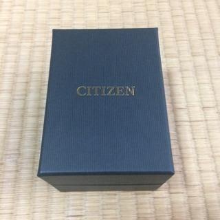 CITIZENの時計空箱