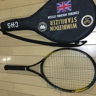 中古硬式テニスラケット WINBLEDON STABILIZER ...