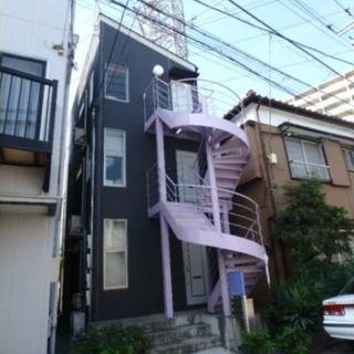 JR京浜東北線 / 川崎駅 賃貸アパート 築浅1LDK 室内綺麗で...