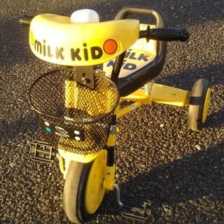 MILK KID 三輪車