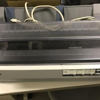エプソンドットプリンター VP-1900