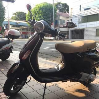 ベスパ LX150ie ブラック 【川崎市】lx125ie
