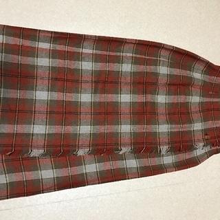 冬用 巻きスカート