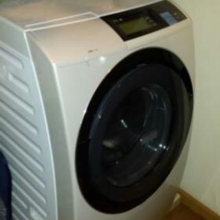 日立 ドラム式洗濯機 使用3年でまだまだ使えます!