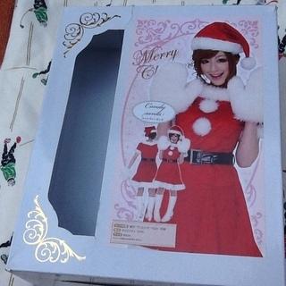 クリスマスに可愛いキャンディーサンタ イベント宴会等で使っ…