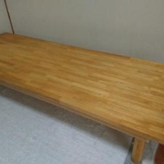 オリジナル手作りテーブルの販売です。