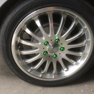 TMW タイヤホイルセット