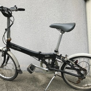 折りたたみ自転車 DAHON me...