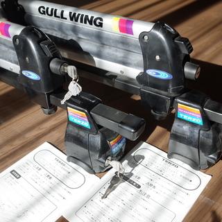 TERZO ガルウィング ローポジションタイプ  スノーボード&...