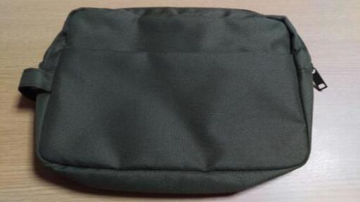 iPhoneと合わせて持ちたい無印良品のバッグインバッグ(A6)