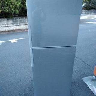 シャープ 冷蔵庫 2ドア 225L シルバー SJ-D23B-S...